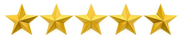 Five Gold Stars